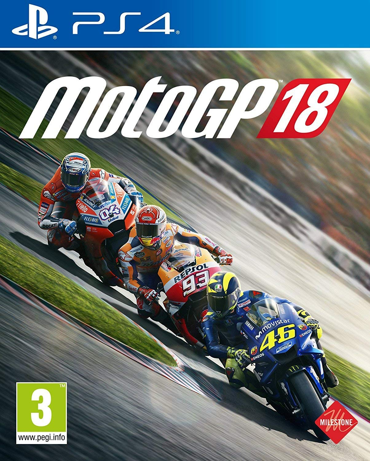 PS4 MotoGP 18 (PlayStation 4)