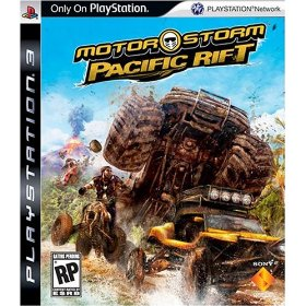 Motorstorm 2 : Pacific Rift for PS3 US