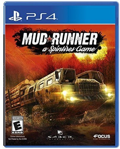 PS4 Spintires: MudRunner (PlayStation 4)