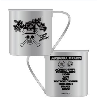 Caneca One Piece Mugiwara Pirates