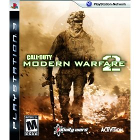 MW2 Call of Duty: Modern Warfare 2 for PS3 US
