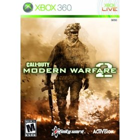XBox 360 - MW2 Call of Duty: Modern Warfare 2 US REGIAO LIVRE