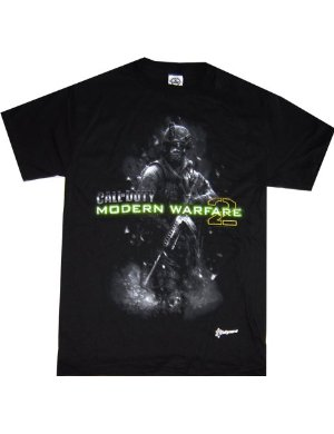 Camiseta Call of Duty Modern Warfare 2: Armored Solider