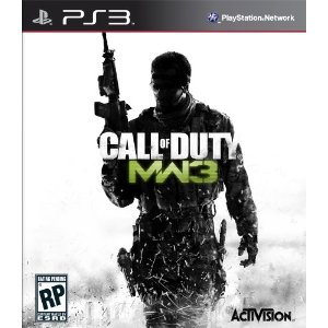 Call of Duty: Modern Warfare 3 MW3 for PS3 US
