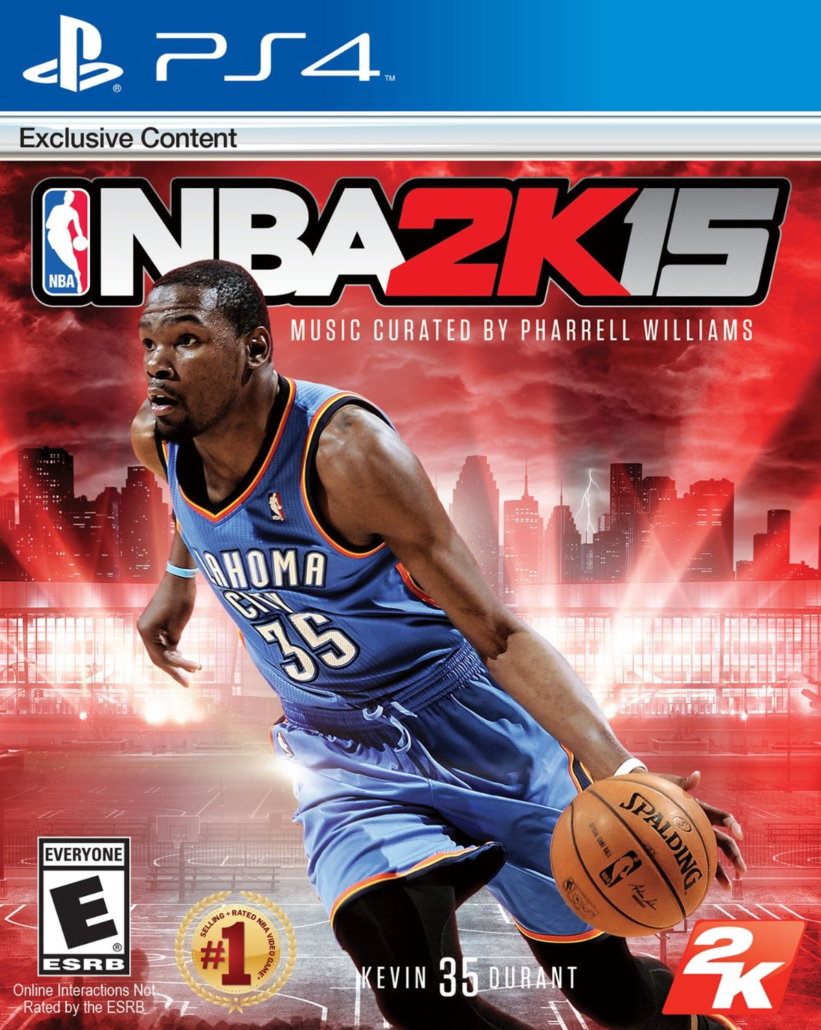 PS4 NBA 2K15 (PlayStation 4)