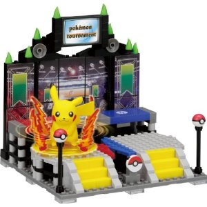 Nanoblock Pokemon PP-001 Pokemon Pikachu Battlefield