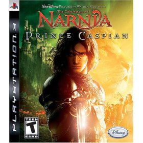 The Chronicles of Narnia: Prince Caspian for PS3 US