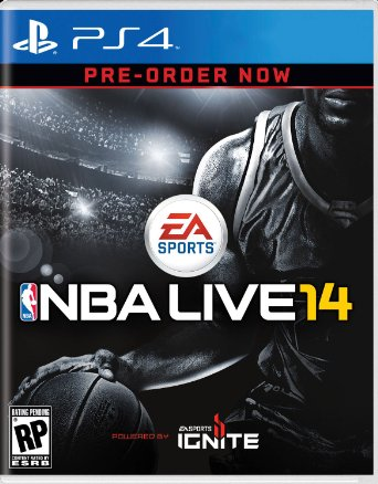 PS4 NBA Live 14 (PlayStation 4)