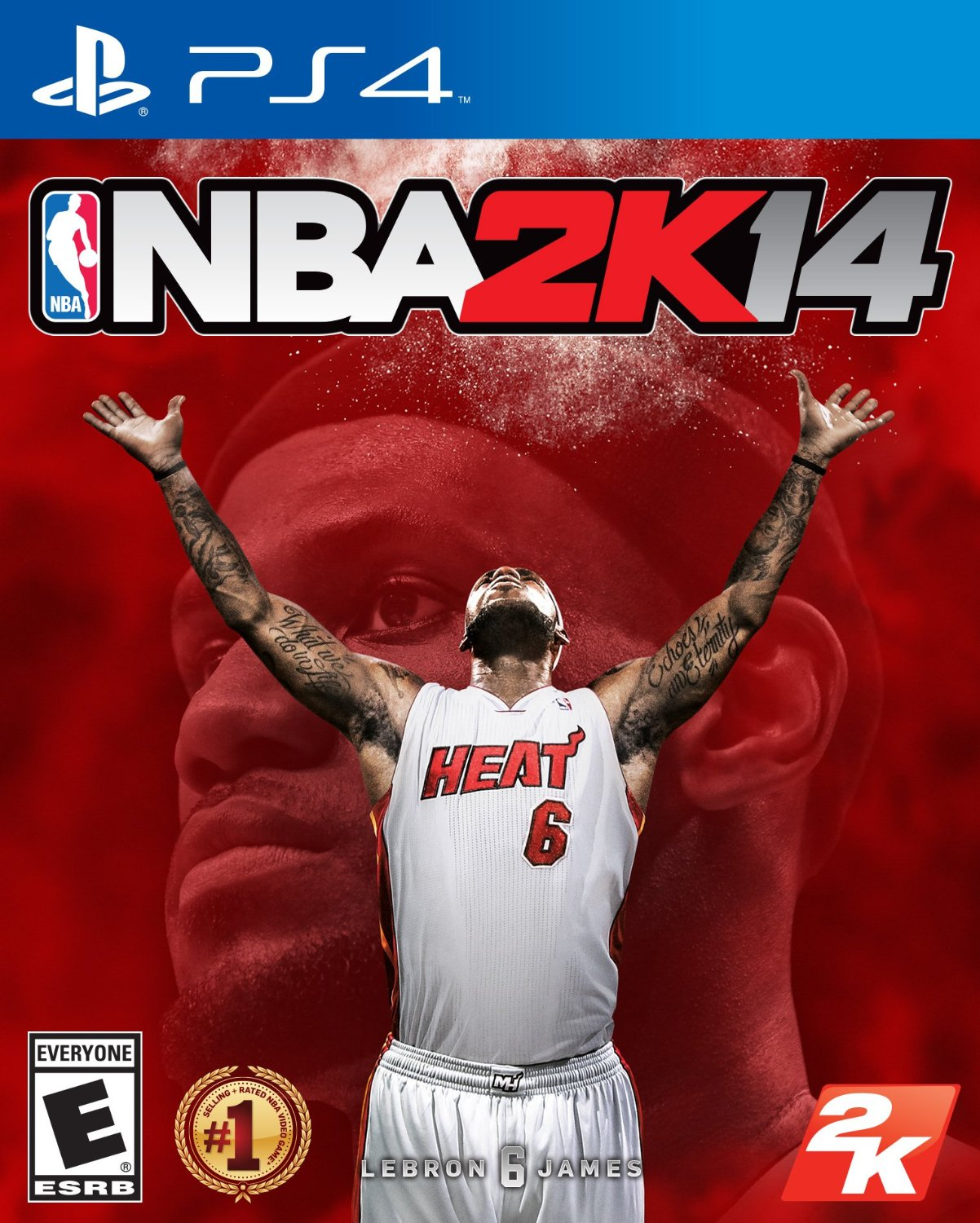 PS4 NBA 2K14 (PlayStation 4)