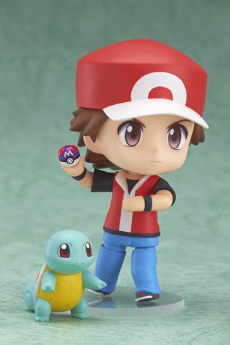 Nendoroid The legendary Pokémon trainer Red