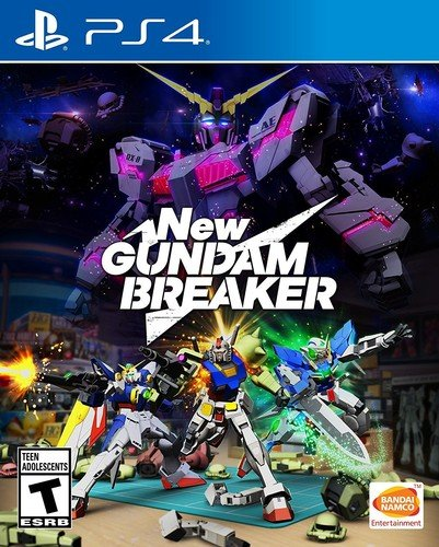PS4 New Gundam Breaker (PlayStation 4)