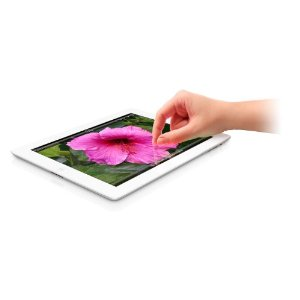 Apple NEW iPad2012 16GB Wi-Fi White