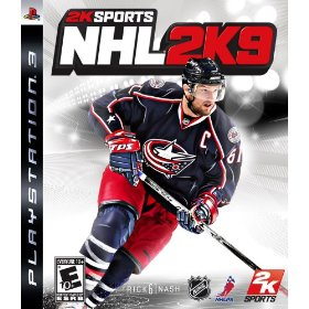 NHL 2K9 for PS3 US