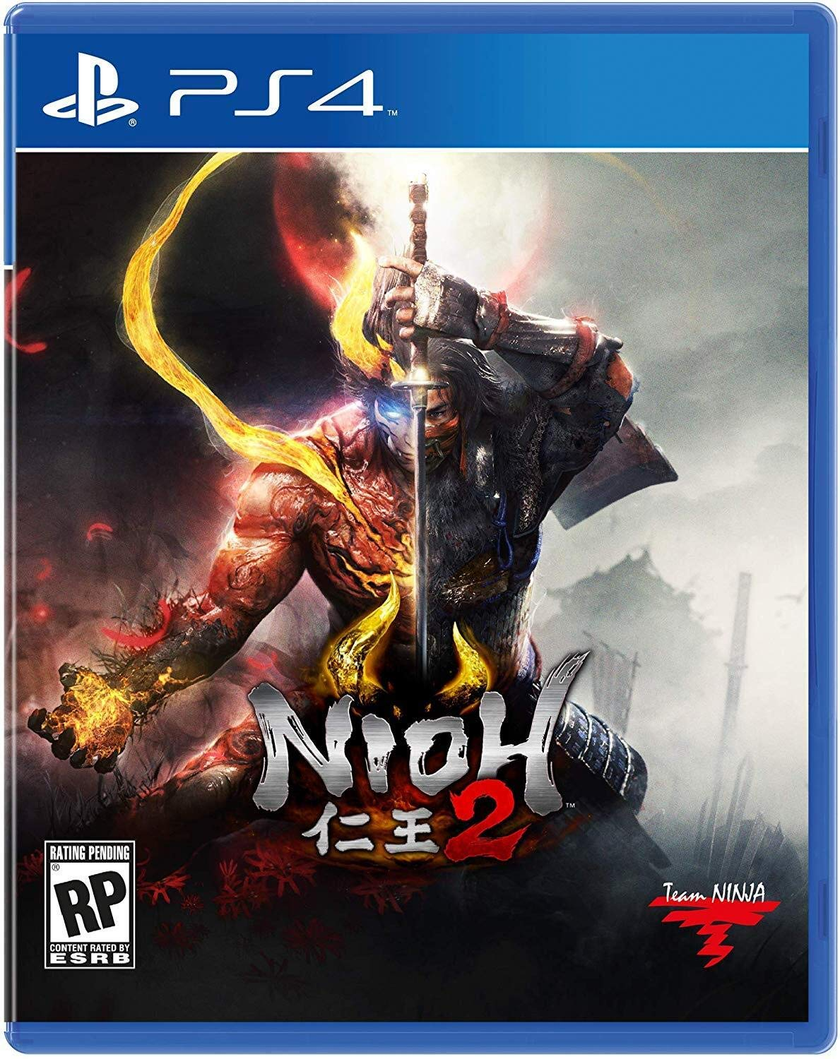 PS4 Nioh 2 (PlayStation 4)