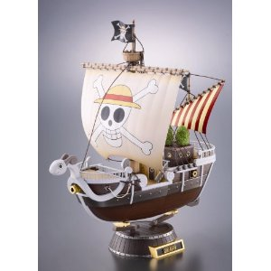 Bandai Going Merry One Piece Chogokin