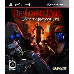 Resident Evil: Operation Raccoon City for PS3 US