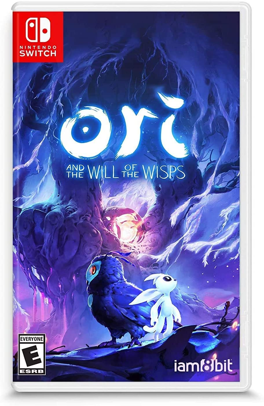 Ori and The Will Of The Wisps Nintendo Switch USA