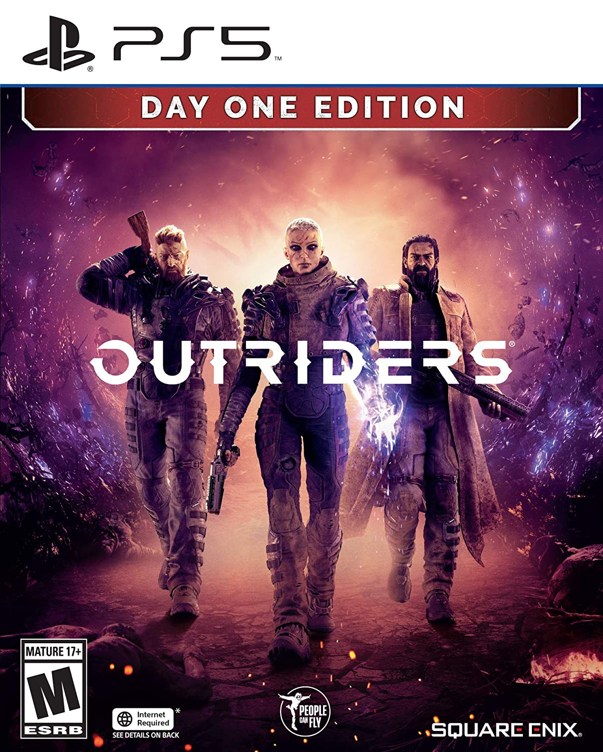 PS5 Outriders Playstation 5