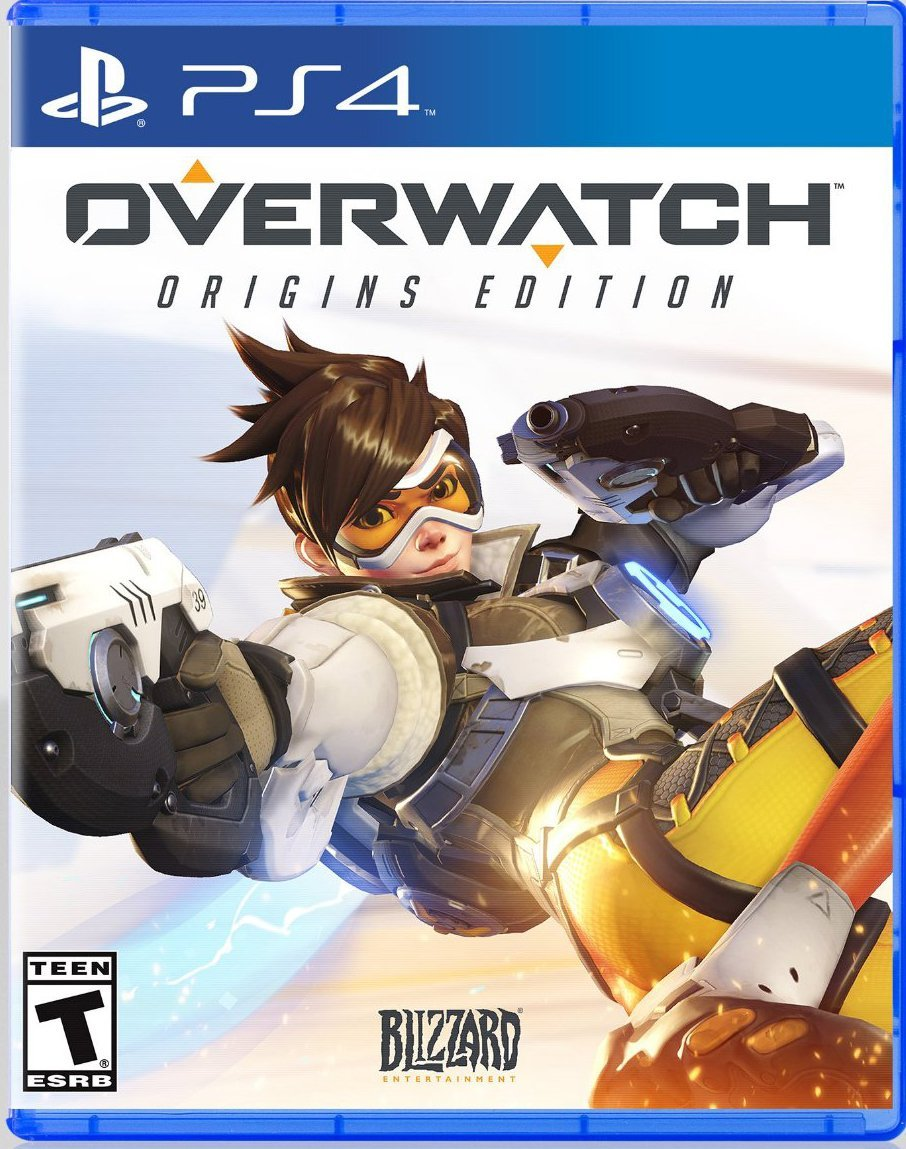 PS4 Overwatch Origins Edition em Portugues(PlayStation 4)