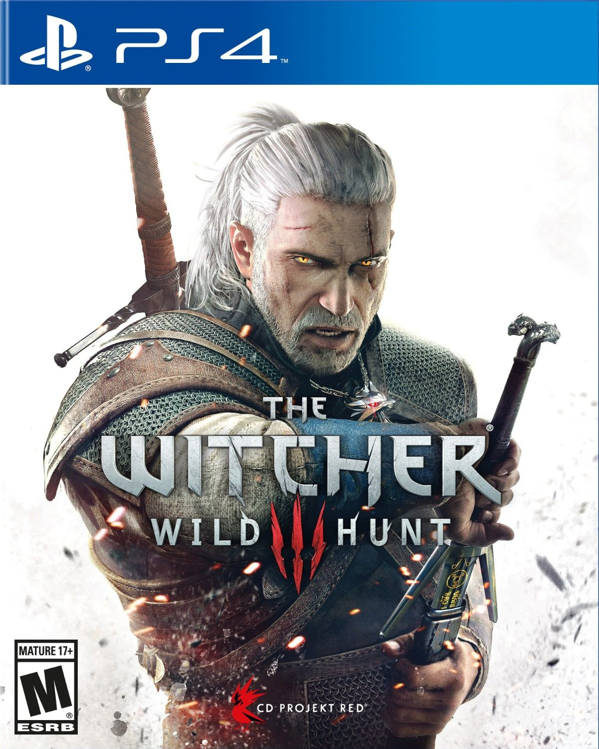 PS4 The Witcher 3 Wild Hunt em Português e Español