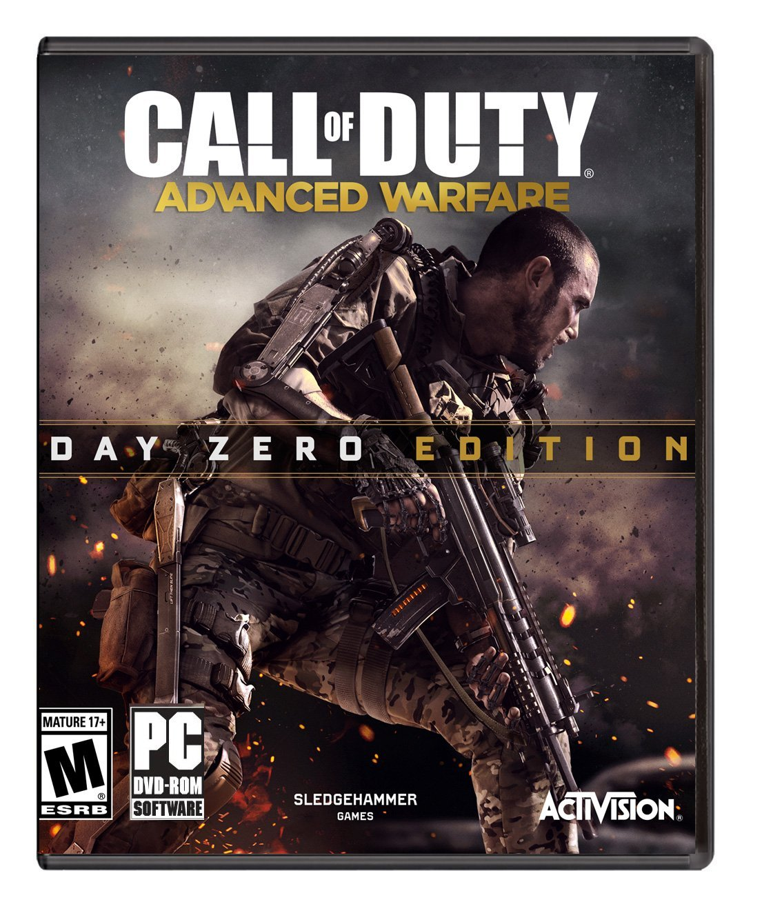 COD Call of Duty Advanced Warfare for Windows