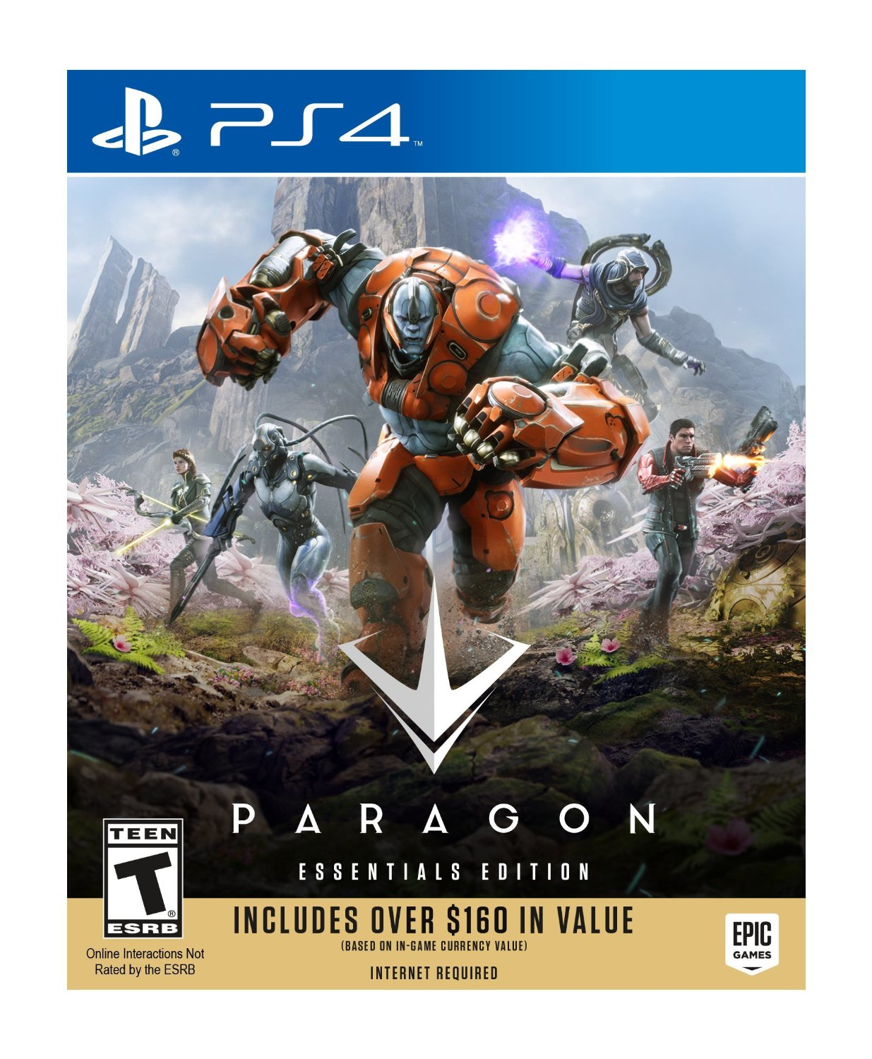 PS4 Paragon Essentials Edition (PlayStation 4)