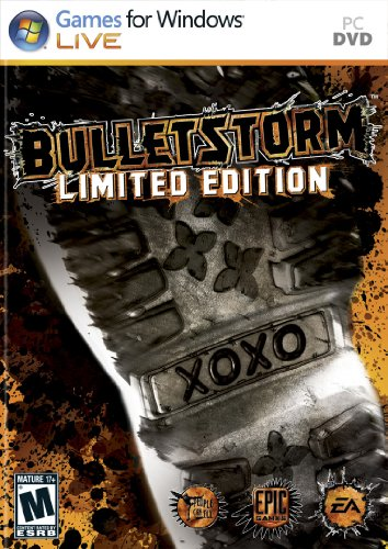 Bullet Storm Limited Edition for Windows