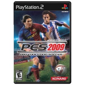 PES Pro Evolution Soccer 09 - PlayStation 2 US