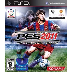 PES Pro Evolution Soccer 2011 for PS3 US em Português