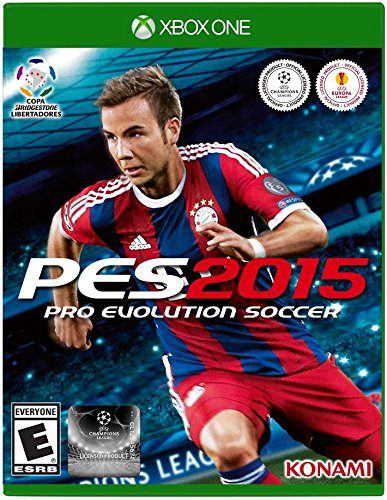 PES Pro Evolution Soccer 2015 for XBOX ONE US