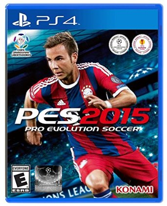 PS4 PES Pro-Evolution Soccer 2015 em Português US
