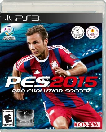 PES Pro-Evolution Soccer 2015 for PS3 em Português US