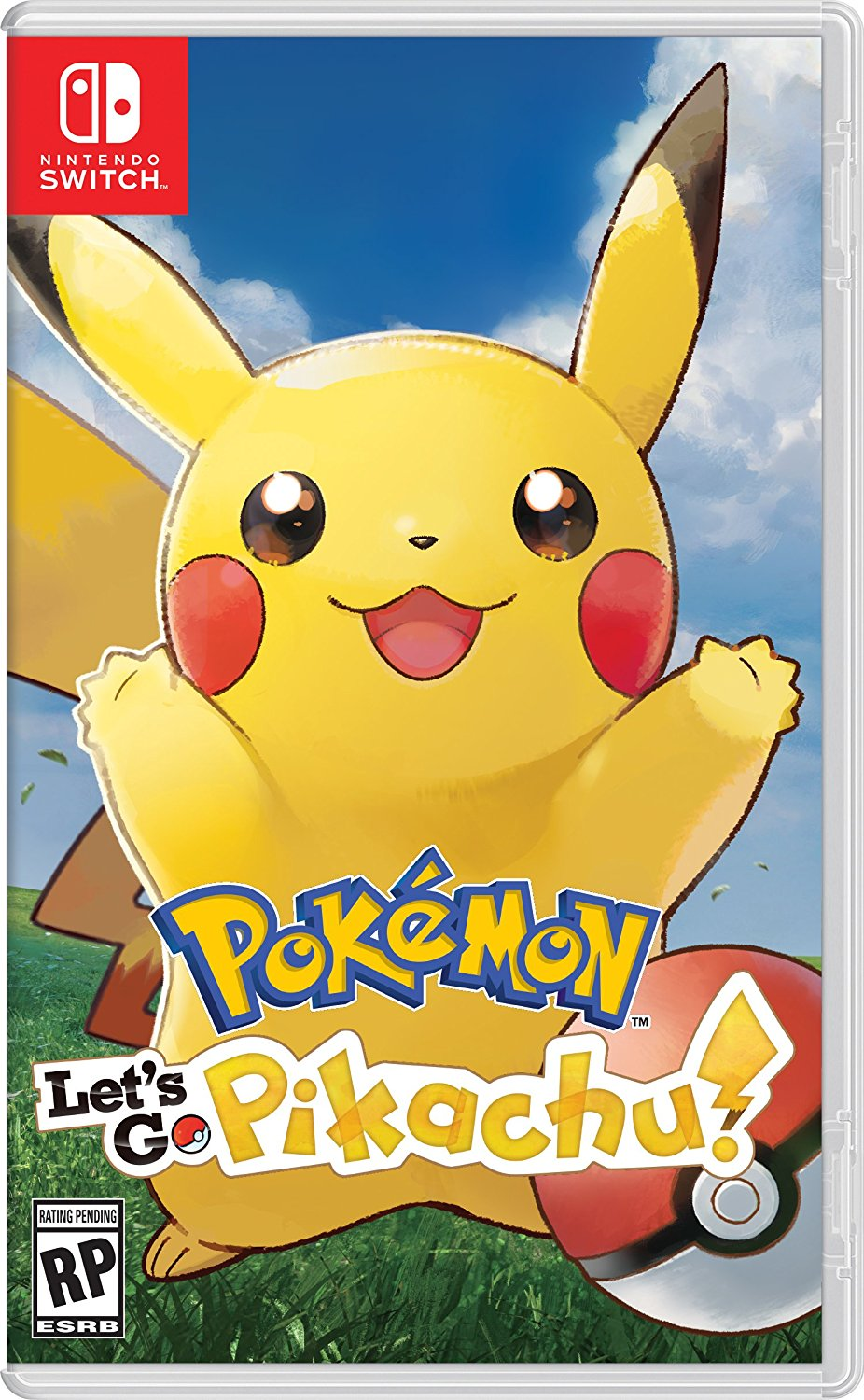 Pokémon Let's Go Pikachu! - Nintendo Switch USA
