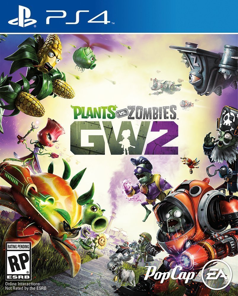 PS4 Plants vs. Zombies Garden Warfare 2 em Português