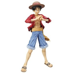 Megahouse One Piece P.O.P. Monkey D Luffy Ex