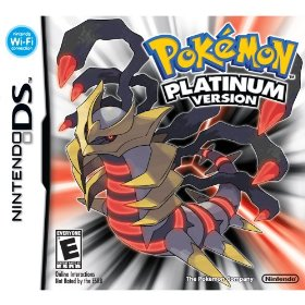 DS - Pokémon Platinum Version US