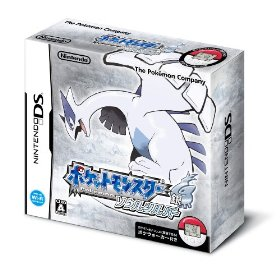 Pokemon Soul Silver - DS
