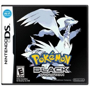 DS - Pokemon - Black Version US