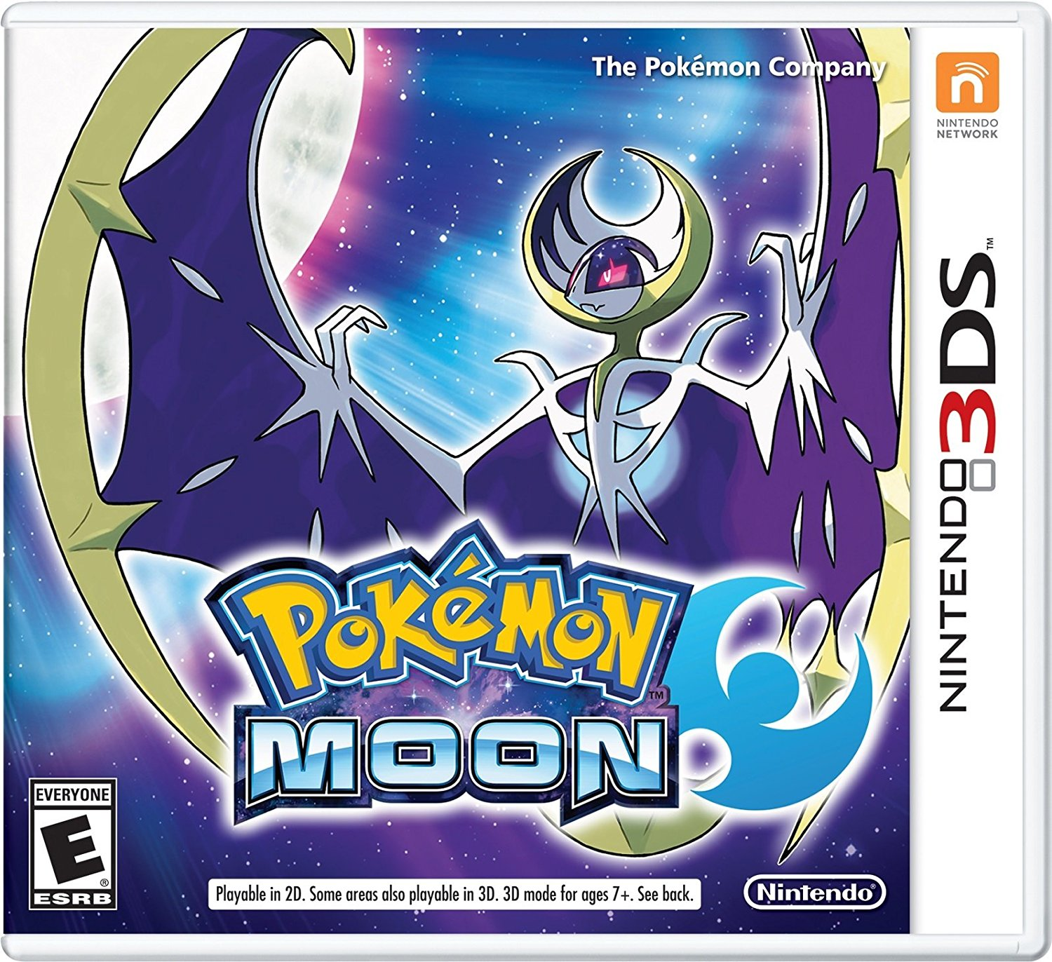 3DS - Pokémon Moon US