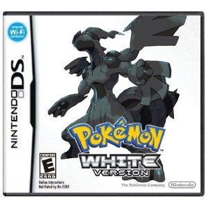 DS - Pokemon - White Version US