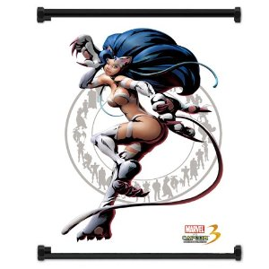 Poster Marvel vs Capcom 3: Fate of 2 Worlds Felicia (80x105cm)