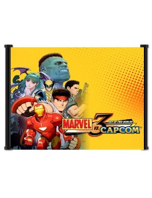 Poster Marvel vs. Capcom 3: Fate of 2 Worlds (80x65cm)