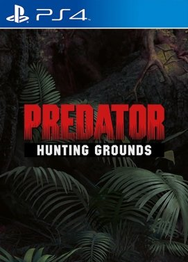 PS4 Predator Hunting Grounds (PlayStation 4)