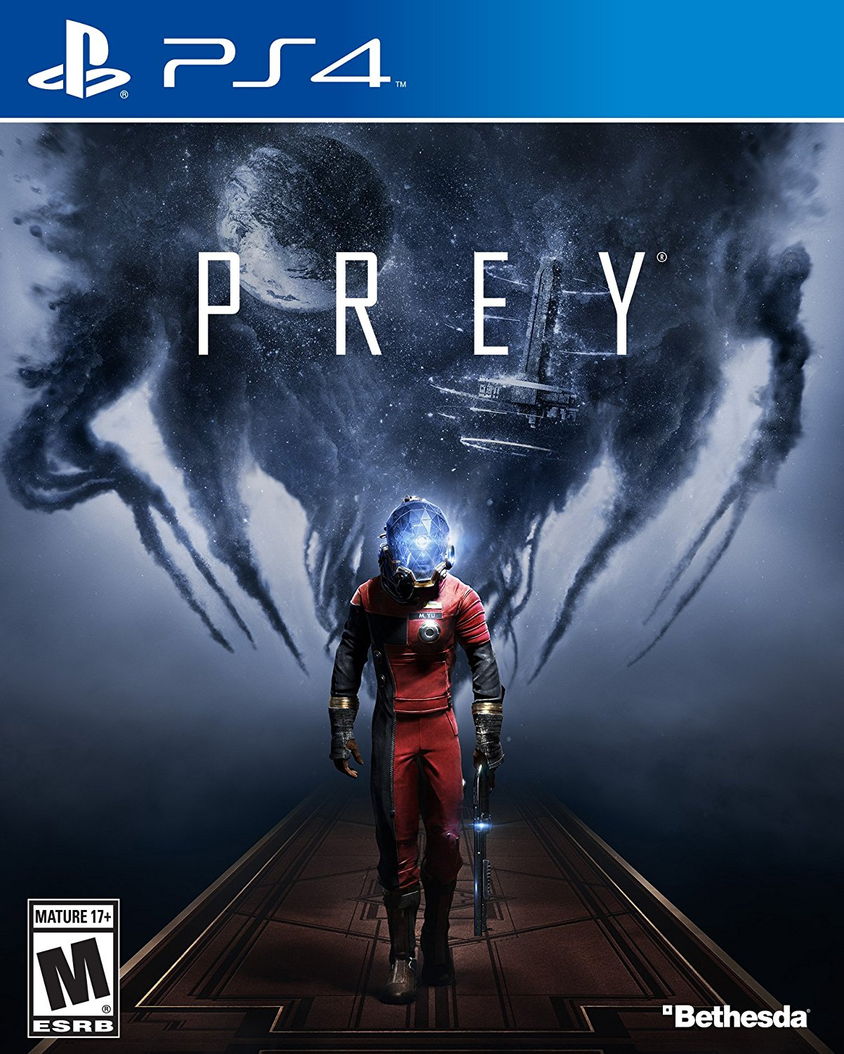 PS4 Prey (PlayStation 4)