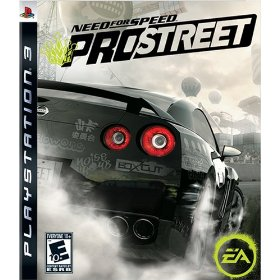 Need for Speed: Prostreet for PS3 US