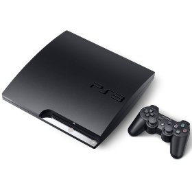 New - PlayStation 3 Slim - 120 GB AMERICANO