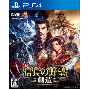 PS4 Nobunaga no Yabou: Souzou (PlayStation 4) JPN