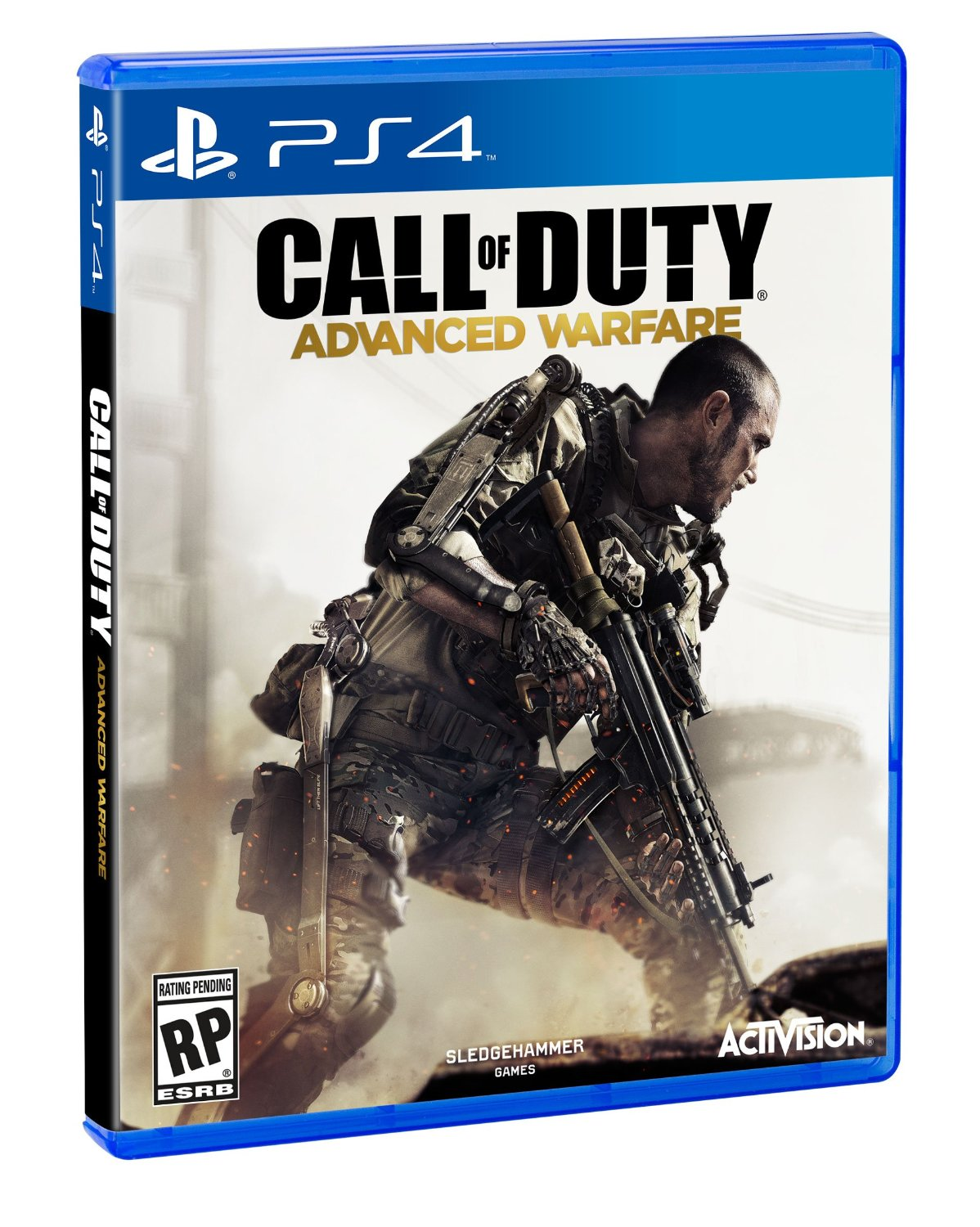 PS4 COD Call of Duty Advanced Warfare CODIGO POR EMAIL