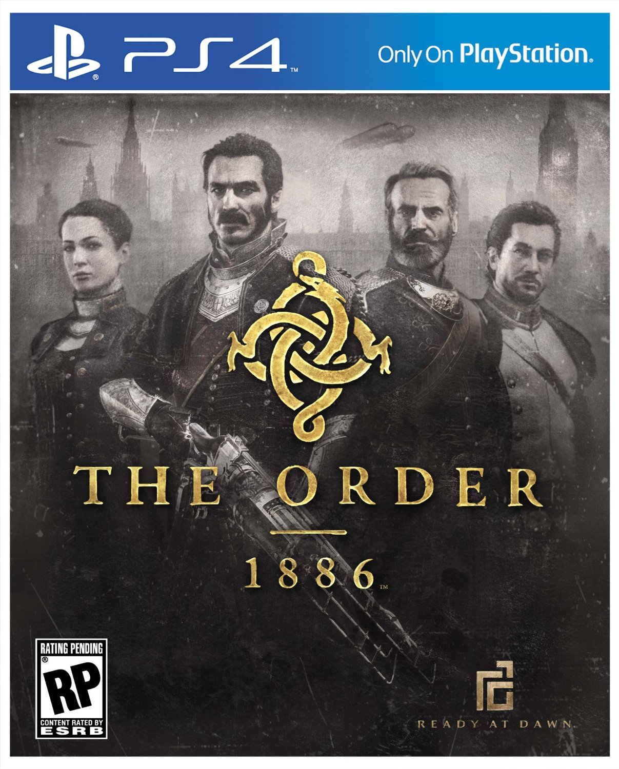 PS4 The Order: 1886 em Português e Espanol (PlayStation 4)