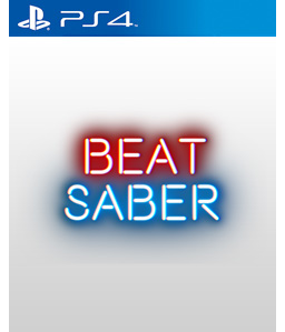 PS4 PSVR Beat Saber VR Download na PSN